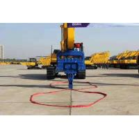 High Reliability Vibratory Hammer Pile Driver Middle Large Type Multifunctional Manufactures
