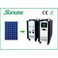 hight efficiency Residential Durable Off Grid Portable Solar Power System 300W Manufactures
