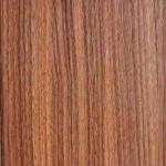 Fire Proof 4mm Wood Grain Aluminum Composite Panel B1 Grade Dark Indoor Decoration Manufactures