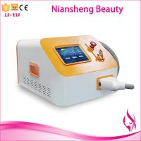 Quality OEM ODM Desktop 808NM Diode Laser machine for hair permanent removal for sale