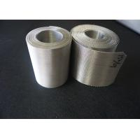 Plain Weave Stainless Steel Wire Mesh Conveyor Belt For Chemical Industry Manufactures