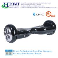 Rechargeable Self Balancing Electric Unicycle Scooter Mini Segway Hoverboard with Chic License Manufactures