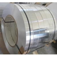 China Anti - Sagging Aluminium Foil Sheets Coil Cold Forming Decorative Content 90% on sale