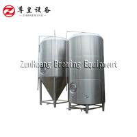 75 - 100MM Thickness Brite Beer Tank , Polished Stainless Steel Tanks For Brewing Manufactures