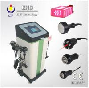IHLS650 new vacuum lipo cavitation machine for fast body sliming Manufactures