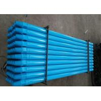 China Integral Rock Drill Rods 1830mm Length With 24mm - 44mm Head Diameter on sale