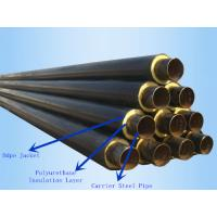 EN253 standard pre insulated pipes and fittings Manufactures