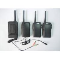 China Professional Handsfree Wireless Interphone / Two-way-radios Walkie Talkie on sale
