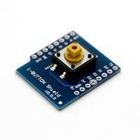 1 Button Shield Board SMT PCB Assembly For WeMos D1 Mini Switch PCBA Board Manufactures
