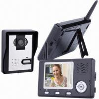 China 3.5-inch Wireless Intercom with Photo Functions on sale