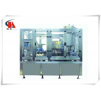 High Speed Automatic Liquid Filling Machine SS 304 Material CE Certificated Manufactures