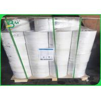 China 160g 200g 250g PE Coated Cup Paper Waterproof FDA Approved 27.5'' 39'' on sale