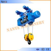 China Heavy Duty 8 ton Industrial Electric Hoist For Metallurgy 50Hz / 60Hz on sale