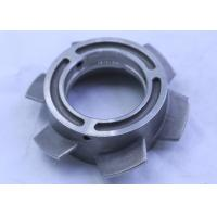 80X50 Turbine Lost Wax Casting , Precision Machined Parts 0.25KG Weight Manufactures