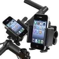 folding electric mountain 4 bicycle Mobile arm cell phone Holder for mp3 mp4 mp5 Manufactures
