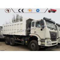 6x4 Manual Diesel 10 Wheel Dump Truck Heavy Duty 21-30 Ton Load Capacity Manufactures
