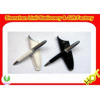 China Best Semi metal promotional ballpoint pens promotion gift on sale