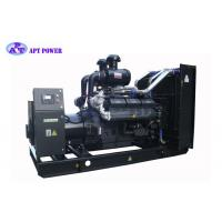 Prime Output 180kVA Diesel Standby Generator 50Hz For Emergency use, Silent Type Manufactures