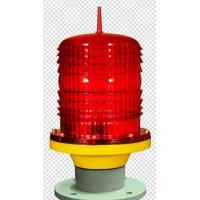 2.5W Red LED Low Intensity Aircraft Obstruction Light  For High Buildings Manufactures