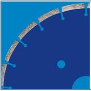 Diamond blade for concrete piles Manufactures
