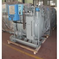 Solas Standard Mepc159 (55) Marine Equipment Packaged Compact Sewage Treatment Plant STP Manufactures