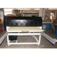 Semi - Automatic 3d Sublimation Vacuum Heat Transfer Machine For Glass Printing Manufactures
