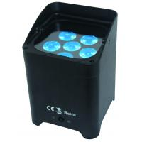 6 x 10W RGBW 4 in 1 Wireless Wifi LED Stage Light with Remote Control Manufactures