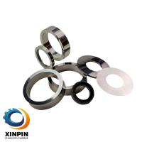 Customized Size Tungsten Carbide Inserts High Precision Circular Shape Manufactures