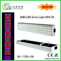 DC12v 2 Foots Led Grow Lamps For Indoor Plants , Led Weed Grow Lights 50-60Hz Manufactures