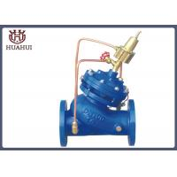 Safety Water Pressure Relief Valve DI Seat Brass Pipe Stainless Steel Stem Manufactures