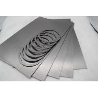 Reinforced Tanged Graphite Sheet With Ss 304 / 316 Insert 1MTR X 1MTR Manufactures