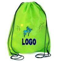 drawstring bag/Non-woven Back pack Manufactures
