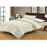 King / Queen Size Comforter Bed Sets , Machine Made Winter Themed Bedding