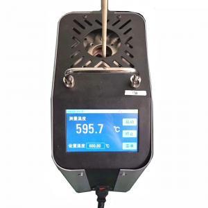 Digital dry block temperature calibrator for temperature transmitter Manufactures