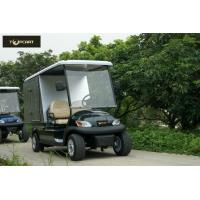 China Aluminum Seal Type Electric Car Golf Cart Carryall with Custom Utility Box on sale