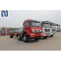 SINOTRUK 420HP Prime Mover Truck 4X2 for Transport , 60 Ton Manual Truck , The Real Helper Manufactures