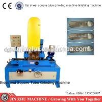 automatic Abrasive belt sanding machine for surface linishing Manufactures