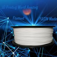 YASIN 2.85 MM 3D printing materials PLA filament 1.75mm 1kg plastic roll Rohs certificated Manufactures