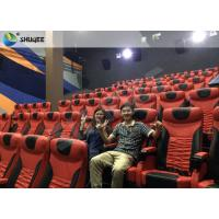 Professional 3D Cinema System 3D Cinema Chair With 5.1 Audio System Manufactures