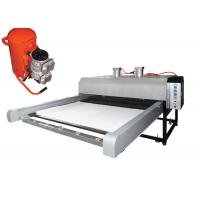 Wide Format Automatic Heat Transfer Machine Controlled Heated Platens Manufactures