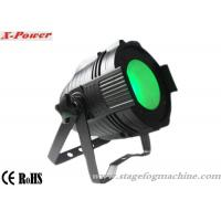 1 pcs *60W / 90W RGB 3 in 1 5600K COB LED Par Light with Die-casting Aluminum Shell Manufactures