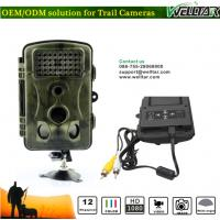 12MP Outdoor PTZ Wireless IP Remote control Digital Video Surveillance Scouting Trail Game Hunting Cameras Manufactures