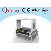 China High Efficiency CO2 Laser Engraving And Cutting Machine Double Head With Vision Camera on sale