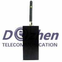 Covert Portable Gps Blocker Signal Jammer , Gps Tracking Device Jammer 100-240V Manufactures