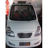 Small Electric Passenger Car , Battery Operated 4 Seater Electric Car Manufactures