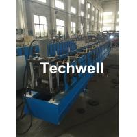 Storage Rack Box Beam Roll Forming Machines for 1.5-2.0MM Galvanized Coil or Carbon Steel Material Manufactures