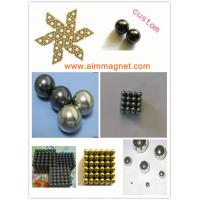 China rare earth magnetic ball for free energy generator Manufactures