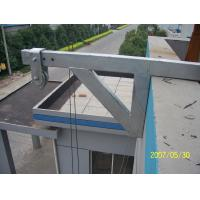 Safety Lock Suspended Working Platform Hanging Device for the Chimney Wall Painting ISO Manufactures