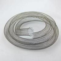 Light Weight Stainless Steel Knitted Wire Mesh Tubing Corrosion Resistant Manufactures