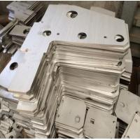 CNC cutting and Bending stainless steel sheet metal work product customized pattern and sizes Manufactures